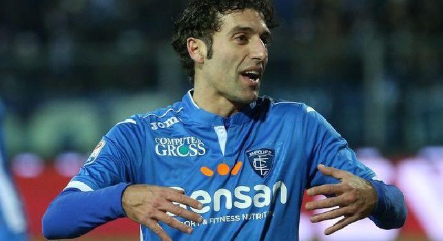 Croce (ex Empoli): Sarri è tra i migliori al mondo, i prossimi mesi il Napoli farà meglio ancora. Scudetto? Verrà deciso da un episodio