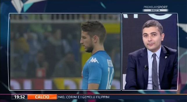 Premium Sport - Mertens chiede 6 milioni a stagione per aumentare la clausola rescissoria