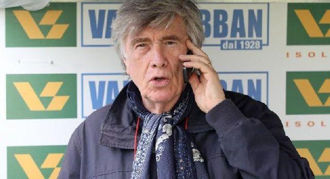 Giaccherini, l'agente: Sta benissimo, ha trovato la sua giusta dimensione. Su Napoli-Fiorentina...