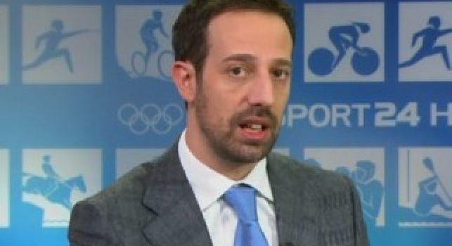 Sky, Marchetti: Mertens si è preso il peso dell'attacco ma Callejon è determinante