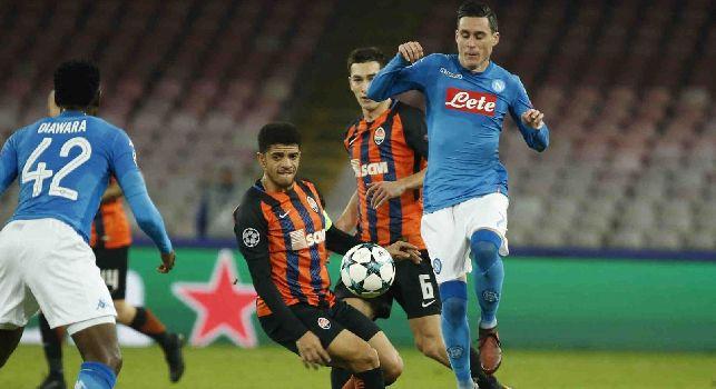 Taison, centrocampista offensivo dello Shakhtar Donetsk