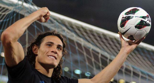 D'Ippolito (agente): Cavani in Serie A? Sì, ma non al Napoli. Laxalt, solo una chiacchierata tra lui e la Roma