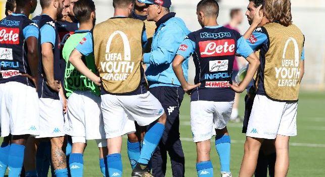 UFFICIALE - Il Napoli Primavera non parteciperà al 70° Torneo di Viareggio