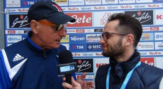 Graziani: Lotta scudetto? Sarà decisiva Juventus-Napoli: chi vince si rilancia! Gli azzurri hanno un problema di autostima
