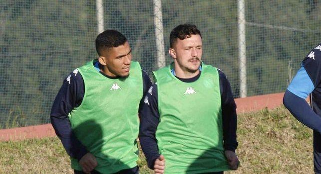 Allan e Mario Rui
