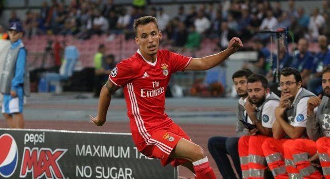 Alex Grimaldo è un calciatore spagnolo, difensore del Benfica
