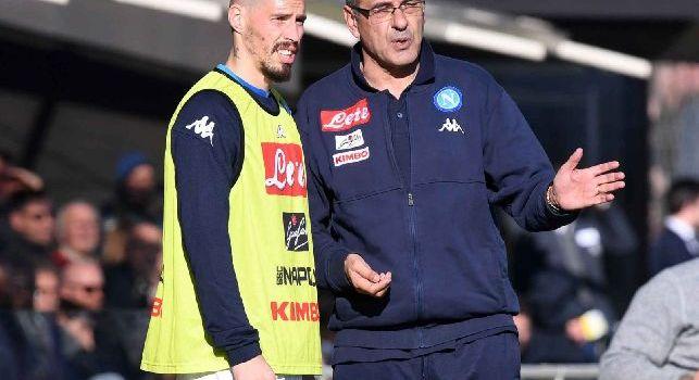 Rai, Di Gennaro: Il Napoli sta facendo qualcosa di straordinario. Europa League? Spazio al turnover, se poi dovesse andare bene...