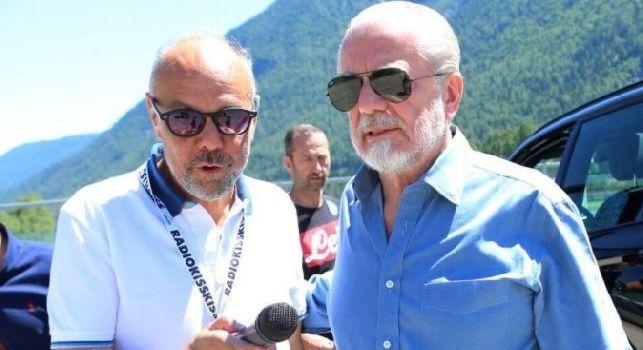 De Maggio: Ho sentito De Laurentiis, vuole continuare con Sarri! Bisogna mettere insieme dei pezzetti del puzzle