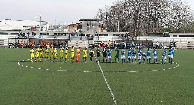 Primavera, Napoli-Chievo Verona 3-2 (13' e 84' Gaetano, 25' Zerbin, 44' Liberal, 85' Juwara): tre punti sofferti, prestazione da incorniciare per gli azzurri