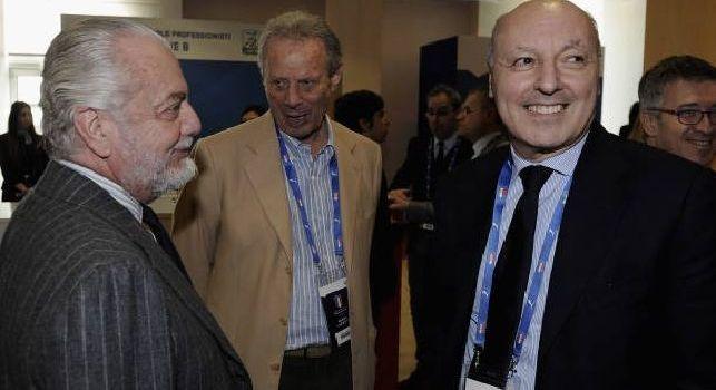 Da Sassuolo: Affare Politano, vince Marotta! AD Juve felice, Squinzi rischia di aver compromesso i rapporti con il Napoli