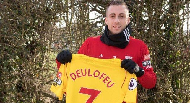 Gerard Deulofeu, attaccante spagnolo del Watford