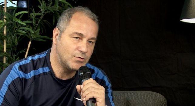 Peppe Accardi in diretta tv