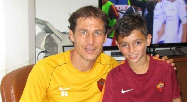 Giovani talenti nel mondo - Scopriamo Pietro Tomaselli, contratto decennale con la Nike e la passione per Totti e la Roma [VIDEO]