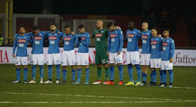 Benevento-Napoli, le pagelle: Mertens <i>troppo dolce</i>, Reina <i>ringrazia</i> Djuricic! Hamsik <i>da fuoricampo</i>, Jorginho <i>un po' lento</i>