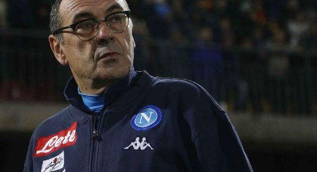 Auriemma: Per il rinnovo di Sarri non si arriverà a fine campionato, presto potrebbero esserci novità decisive