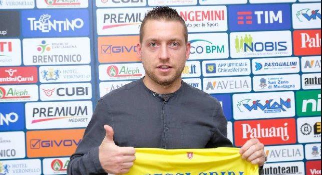 Emanuele Giaccherini Chievo Verona