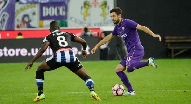 Hrvoje Milic, ex terzino della Fiorentina