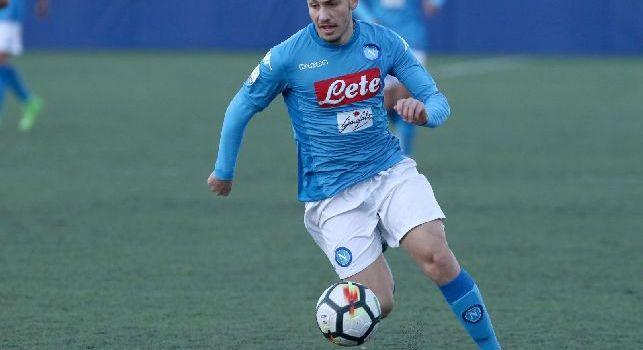 Primavera - Napoli-Milan 1-1, le pagelle: Palmieri, che prodezza! Gaetano il <i>mago</i>, la prima di Zanoli...