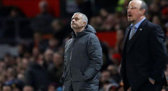 Benitez batte a sorpresa Mourinho, il Newcastle si impone di misura sullo United