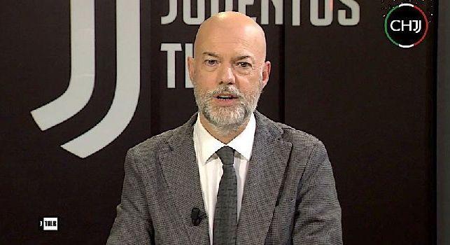 JTV, Rossi punge i napoletani: Chi ha festeggiato l'eliminazione della Juve in Champions non è stato lucido... [VIDEO]