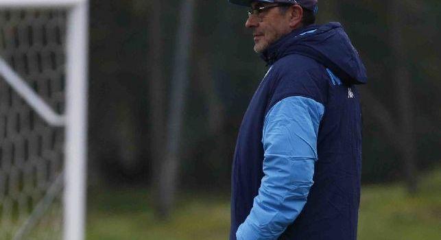 CorSport anticipa: Cagliari-Napoli, Sarri pronto a quattro cambi dopo Lipsia