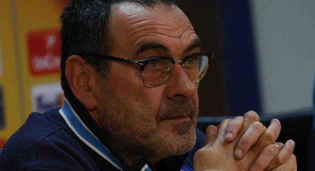 Sportitalia - Li cerc&ograve; De Laurentiis, il Chelsea pronto ad accontentare Sarri: Rugani e Manolas vicini ai <i>Blues</i>, tutto fermo per Albiol