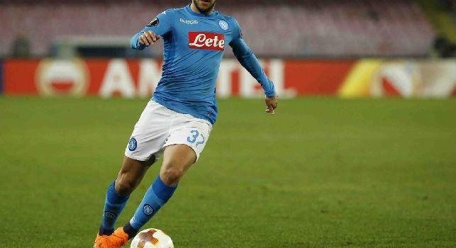 Sportmediaset - Napoli-Lipsia, Reina e Ounas i migliori degli azzurri: Werner micidiale, Insigne da bocciare