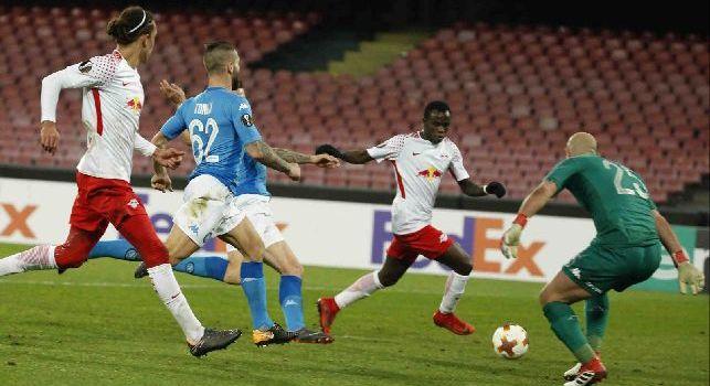 Lipsia, Bruma e Kampl indisponibili per la sfida contro il Francoforte: saltano anche la gara col Napoli?