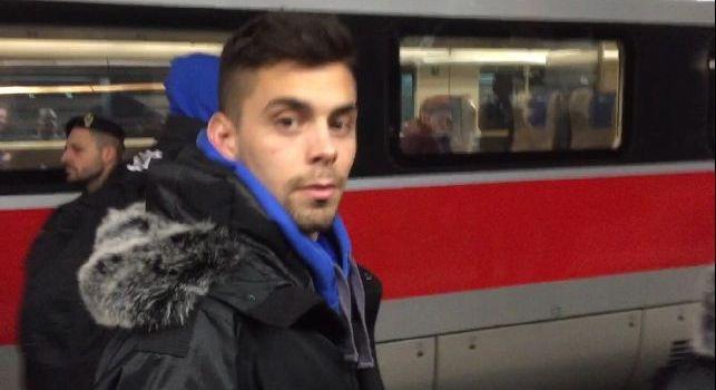 Parla con lui, non con me!: siparietto Felipe-Grassi all'arrivo della Spal a Napoli [VIDEO CN24]