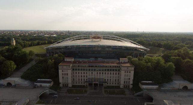 Nota del Lipsia: Chi va allo stadio lo faccia con anticipo e tramite mezzi pubblici