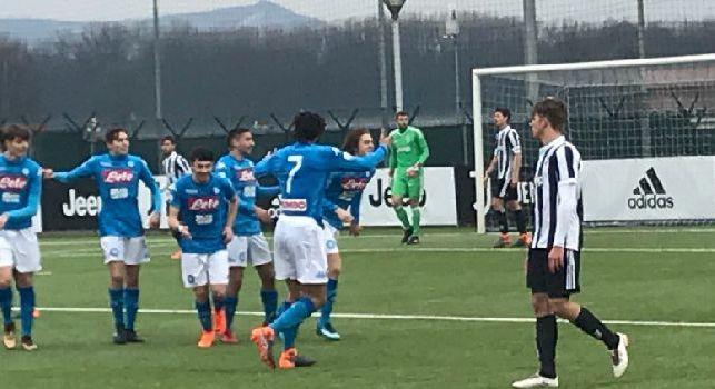 Primavera, il successo contro la Juventus spinge il Napoli a quota 27 punti [FOTO CLASSIFICA]