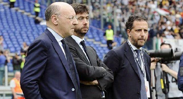 Tv Luna - Beppe Marotta ha telefonato a Sarri, complimenti al tecnico del Napoli in viva voce
