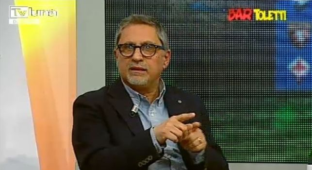 TV Luna, Alvino: Se Sarri va via, il nuovo allenatore sarà Ancelotti! Nessun dubbio per ADL