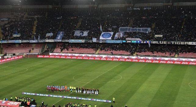 Napoli-Crotone, 41mila biglietti venduti: si va verso il tutto esaurito al San Paolo