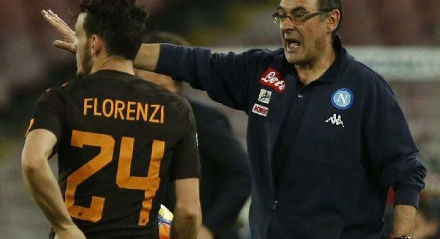 Il Mattino - Squadra libera, Sarri non si ferma: analisi video dei quattro gol subiti dalla Roma