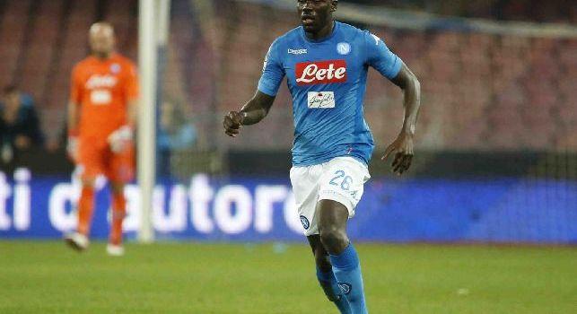 RAI - De Laurentiis chiamerà Sarri per il rinnovo. Koulibaly, se Conte andasse al PSG potrebbe provare a prenderlo