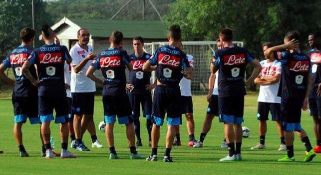 Sarri ci crede ancora e carica il Napoli: Nove punti obbligatori, non fermatevi! La stagione non è finita