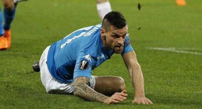 Christian Maggio è un calciatore italiano, difensore del Napoli