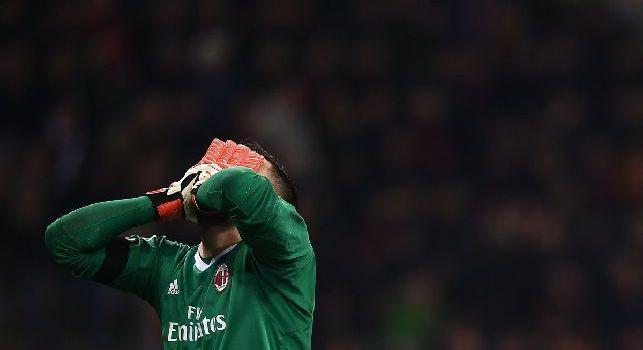 Buffon non convince, il PSG ripensa a Donnarumma?