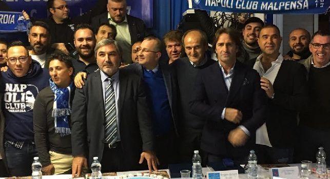 Il Coordinamento Napoli Club Lombardia prende forma: i dettagli