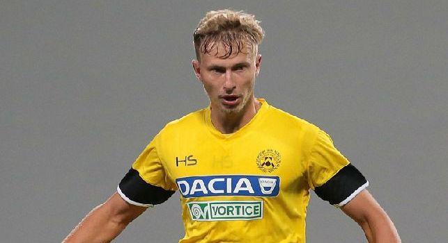 Barak, il padre: Prelazione del Napoli per lui? Al momento non ci sono offerte, in caso di addio dall'Udinese dovrebbe restare in Italia...