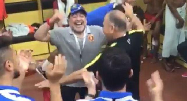 Maradona riparte dalla Bielorussia, nuova vita per Diego: sarà supervisore del mercato e dello sviluppo della Dinamo Brest e coordinerà il settore giovanile!