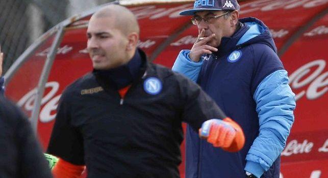 Sky - Rinnovato il contratto a Sepe! In rialzo Seri e Fabian Ruiz. Milic verso il Chievo