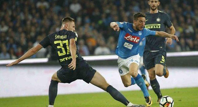 Skriniar sfiora il vantaggio con un colpo di testa che sbatte sul palo: Inter vicina al gol