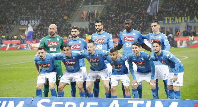 Napoli a -6, statistiche contro lo scudetto: mai nella storia è stato vinto in queste condizioni! Solo tre casi pro-Sarri