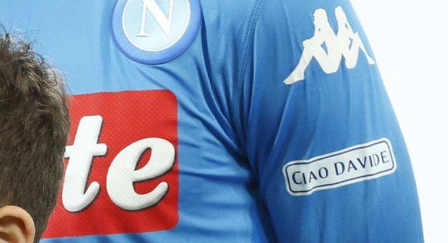 Dall'abbraccio di gruppo al ricordo del Napoli per Astori: tutte le emozioni di Inter-Napoli [FOTOGALLERY CN24]
