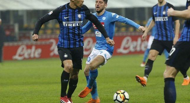 Inter, Miranda: Vogliamo vincere le prossime partite di campionato, dobbiamo arrivare in Champions