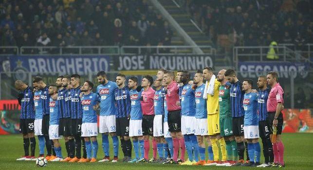 Bianchi: Paradossalmente il Napoli ha la sfortuna di giocare bene, non si ha l'abitudine a vincere