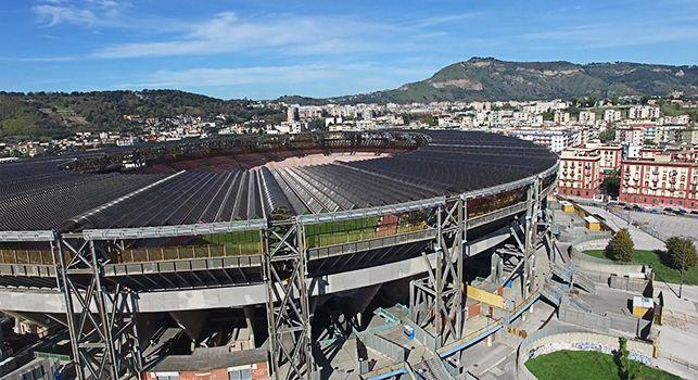 Stadio San Paolo di Napoli