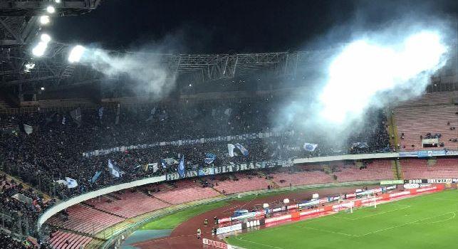 Telenord: Cori al San Paolo contro i tifosi della Samp, in realtà in campo c'è la Roma! [VIDEO]